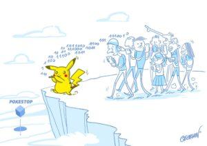 Una vignetta di Federico Cecchin