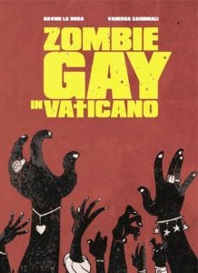 """Zombie gay in Vaticano"", Davide La Rosa e Vanessa Cardinali"