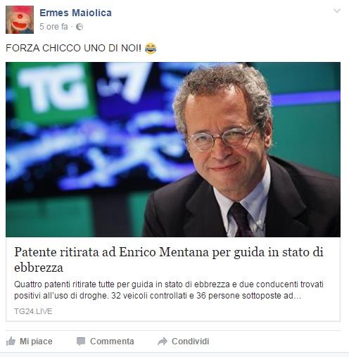 Il post di Maiolica