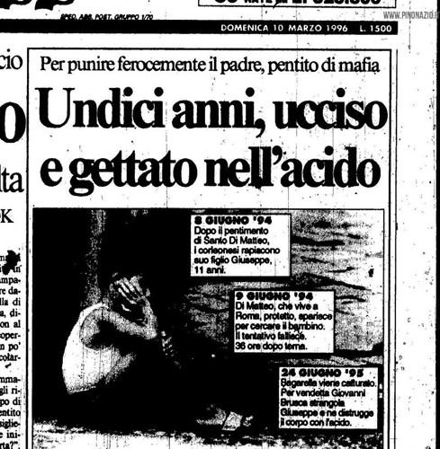 """Il triste intervento di Beppe Grillo: """"La Mafia non ..."""