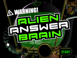 Alien Answer Brain
