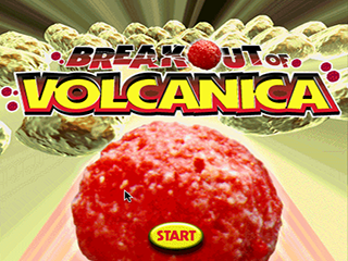 Break Out of Volcanica