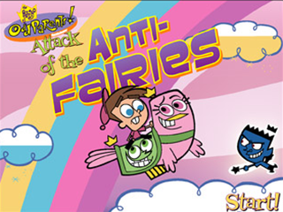 Attack of the Anti-Fairies
