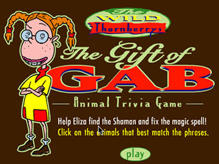 Gift of Gab: Animal Trivia