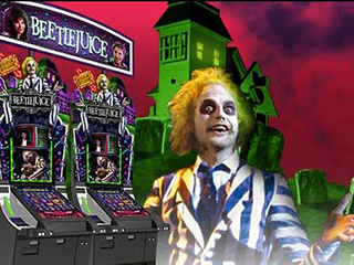 Beetlejuice Slot Game