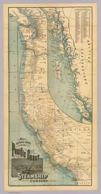 Pacific Coast Steamship Company Pacific Coast Steamship