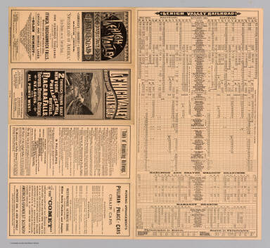 Text Page Lehigh Valley Railroad Lehigh Valley