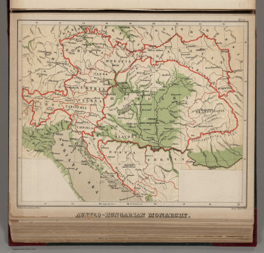 Browse All   Atlas Map of Austria and Hungary from 1880   David     Browse All   Atlas Map of Austria and Hungary from 1880   David Rumsey  Historical Map Collection