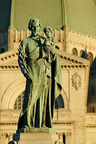 Canada Montreal Mount Royal Saint Josephs Oratory