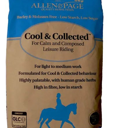 ALLEN & PAGE COOL & COLLECTED 20KG-0