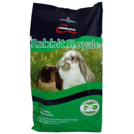 CHUDLEYS RABBIT ROYALE 15KG-0