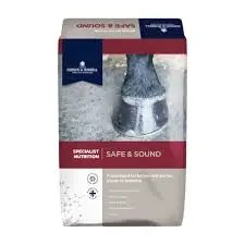 DODSON & HORRELL SAFE & SOUND 18KG-0