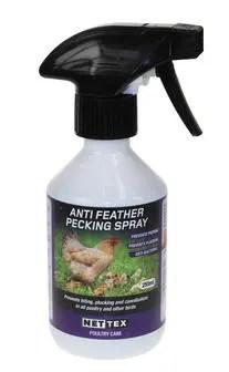 NETTEX ANTI FEATHER PECKING SPRAY 250ML-0