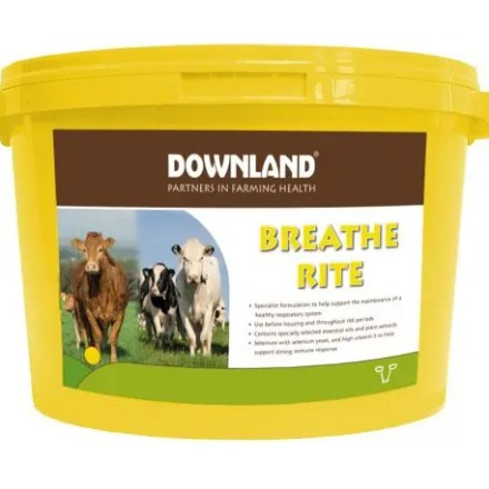 DOWNLAND BREATHRITE BUCKET 25KG-0