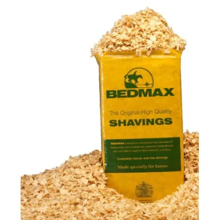 BEDMAX SHAVINGS 768 BALES / 16 PALLETS ( FULL ARCTIC LOAD FORKLIFT REQUIRED )-0