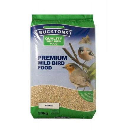 BUCKTONS PREMIUM BIRD SEED 20KG-0