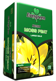 EVERGREEN IRISH MOSS PEAT 100L-0