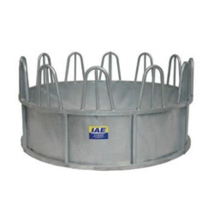 CATTLE HEAVY DUTY TOMBSTONE FEED RING-0