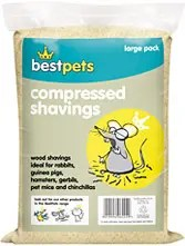 BESTPETS COMPRESSED SHAVINGS LARGE-0