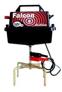 HOTLINE FALCON BATTERY ENERGISER 12V 1.7J-0