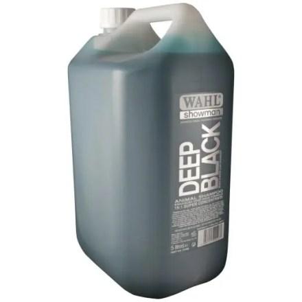 WAHL DEEP BLACK SHAMPOO 5L-0