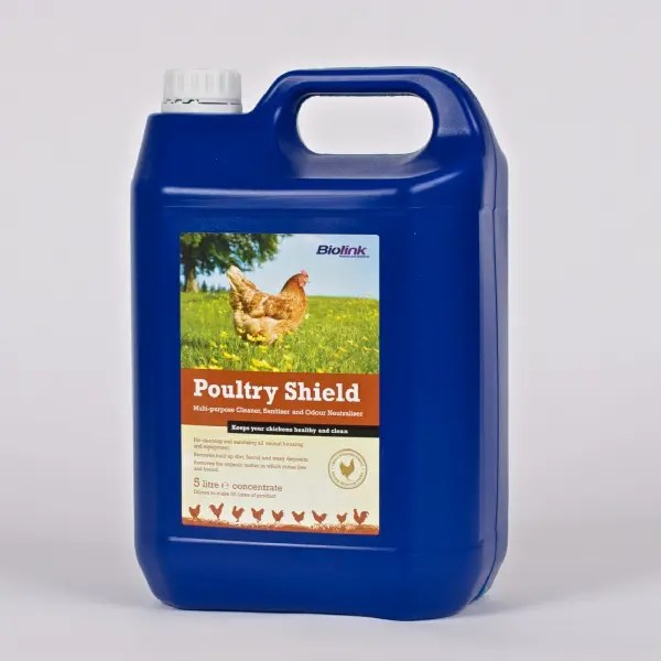 BIOLINK POULTRY SHIELD 5L-0
