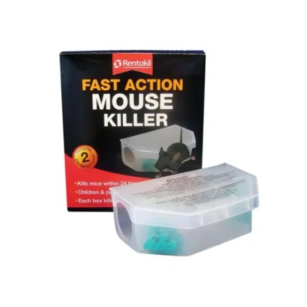 RENTOKIL FAST ACTION MOUSE KILLER-0