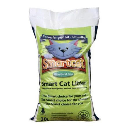 SMART CAT LITTER 30L-0