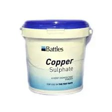 COPPER SULPHATE 450G-0
