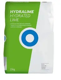 HYDRATED LIME ( WHITEWASH ) 25KG-7761