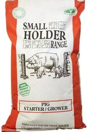 ALLEN & PAGE PIG STARTER/GROWER PELLETS 20KG-0