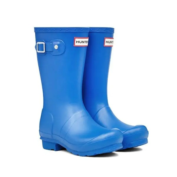 HUNTER KIDS ORIGINAL WELLINGTON BOOTS-8243