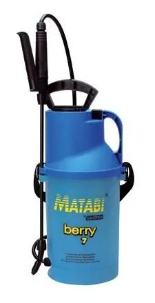 Matabi Berry 7- 5 Litre Compression Bottle Sprayer-0