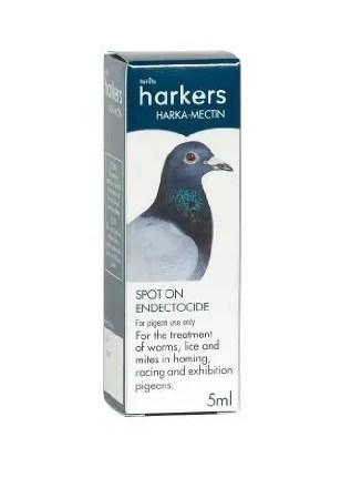 HARKERS HARKA-MECTIN SPOT ON 5ML-0