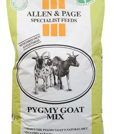 ALLEN & PAGE PYGMY GOAT MIX 15KG-0