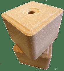 DOWNLAND GENERAL PURPOSE SALT LICKS 2 X 10KG-0