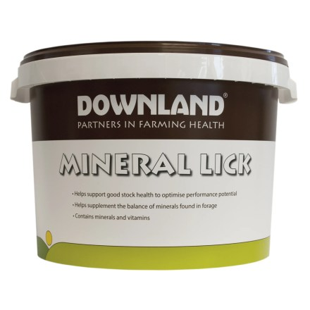 DOWNLAND BUZZ OFF BUCKET 25KG-0