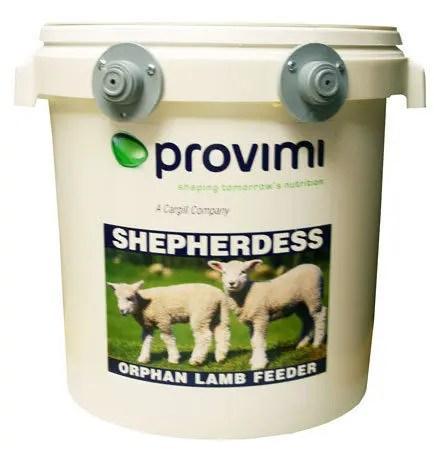 SHEPHERDESS 2 TEAT LAMB FEEDER-0