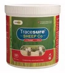TRACESURE SHEEP COBALT 250 BOLUS-0