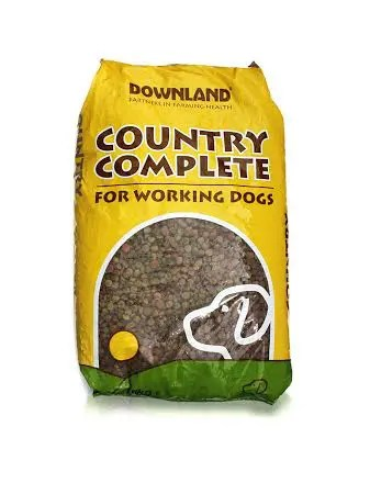 DOWNLAND COUNTRY COMPLETE DOG 15KG-0