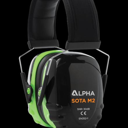 ALPHA SOLOWAY MEDIUM ATTENUATION EAR DEFENDERS-0