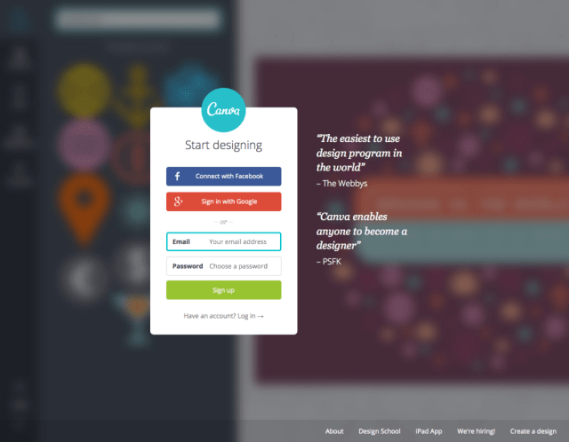 Canva: Graphic Design for the rest of us