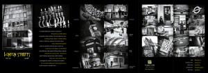 [Mini] katalog výstavy London streets v Muzeu města Ústí nad Labem David Surý www.davidsury.cz