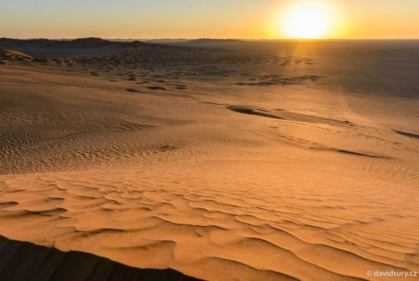 Sultanát Omán – Prázdný prostor