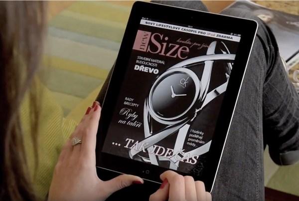 Časopis New Size, Straper