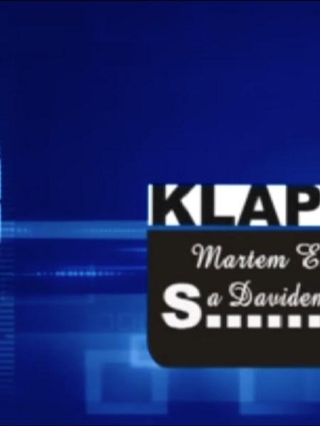 Mart Eslem a David Surý hosty pořadu TV Noe – Klapka [106 /2015]