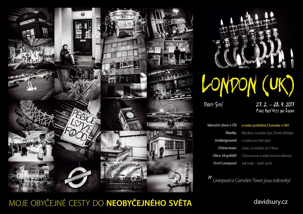 David Surý fotografická výstava – Moje obyčejné cesty do neobyčejného světa Fokus kafé, Ústí nad Labem