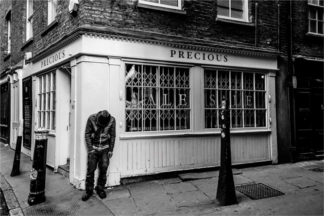 Londýn – Jack lives here [David Surý]