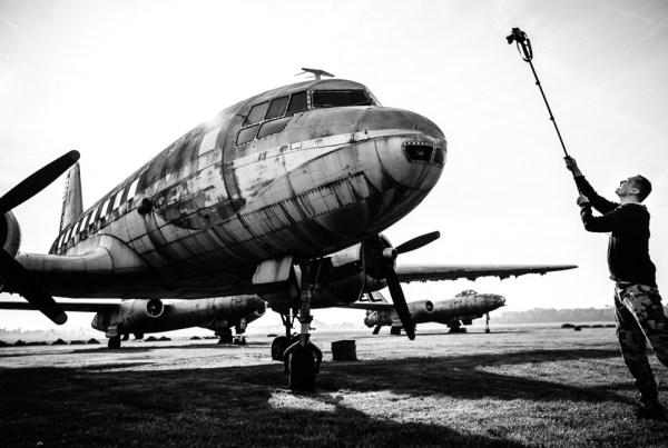 Stíny paměti aneb putování po stopách vojenských letadel David Surý