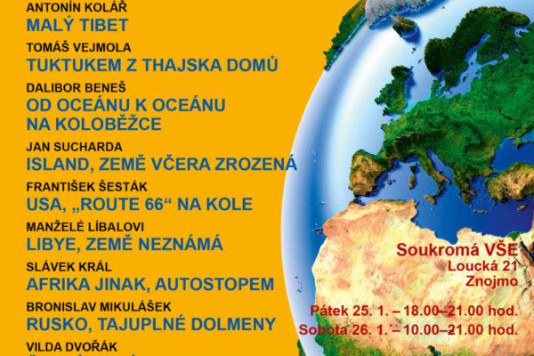 Cesty světem - cestovatelský festival